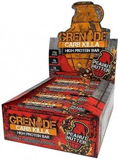 £18 for Grenade Carb Killa High Protein and Low Carb Bar