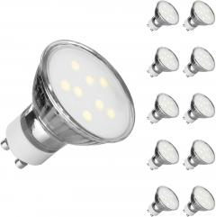 15% off GU10 LED Daylight White, Ascher
