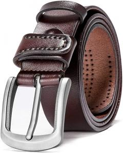 15% off Hzhy Men's Leather Belt