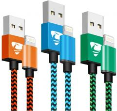15% off iPhone Charger Cable