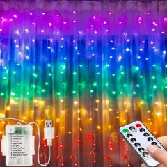£22 off Led Fairy Curtain Light