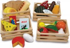 16% off Melissa & Doug Food Groups - Wooden Play Food