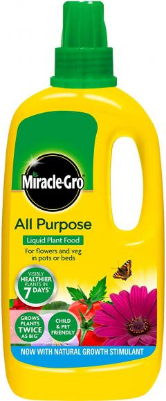 10% off Miracle-Gro All Purpose Concentrated Liquid