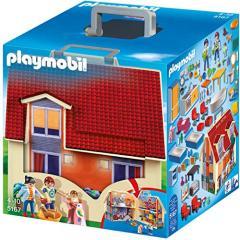 £8 off Playmobil 5167 Take Along Modern Dolls House