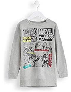 £9.38 for RED WAGON Boy's Marvel Avengers Sweatshirt