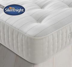 50% off Silentnight 2000 Pocket Natural Wool Mattress