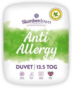£20.19 for Slumberdown Anti Allergy Duvet