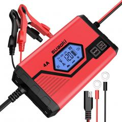 £25 off SUAOKI Car Battery Charger