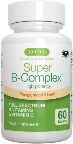 £2.10 off Super B-Complex - High Strength B Vitamins