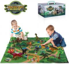 £18.69 for TEMI Dinosaur Toy Figures