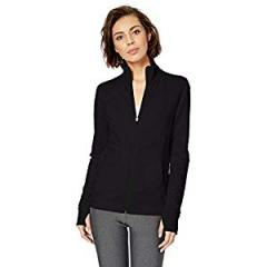 20% off Women's Studio Terry Long-Sleeve Full-Zip Jacket