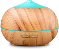 £4 off Wood Grain Essential Oil Diffusers