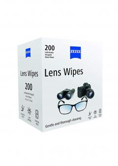 £9.49 for ZEISS Lens Wipes - Pack of 200
