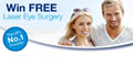 Win Laser Eye Surgery with Optical Express