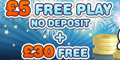 Free £5 At BingoCams - No Deposit Req & Keep Your Winnings