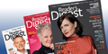Free Issue of Readers Digest
