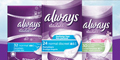 Free Pack of Always Dailies Pantyliners from Boots