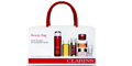 Free Clarins Samples & Beauty Bag