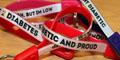 Free Diabetes Badges & Loopy Keyrings