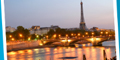 Win a Romantic Weekend for Two in Paris