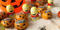 Free Smarties Pumpkin and Milkybar Ghost