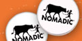 Free Trolley Coin Keyring from Nomadic Dairy