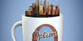 Win Holiday to New York with Options Hot Chocolate