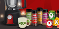 Free OXO Cubes, Flavour Dispenser, Jars, Mugs