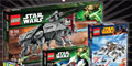 Win 1 of 3 Star Wars Lego Sets with The Entertainer