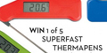 Win 1 of 5 Superfast Thermapens