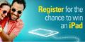 Win an iPad3 with Western Union