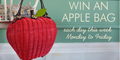 Win a Apple Bag Every Day this Week