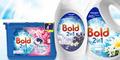 Free Bold 2 in 1 Detergent & Softner