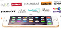 Win iPhone 6 and Free High Street Vouchers