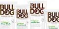 Free Bulldog Face Wash, Shave Gel & Scrub