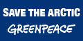 Sign the Greepeace 'Save the Arctic' Petition