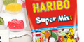 Free Packs of Haribo Super Mix Sweets