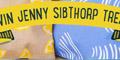 Win 1 of 10 Jenny Sibthorp Linen Purses