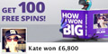 200 Free Spins & Keep Your Winnings!