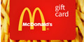 Free McDonalds Gift Card