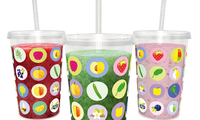 Click here<br />Free  for your free smoothie cup