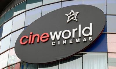 Free Cineworld Cinema Tickets