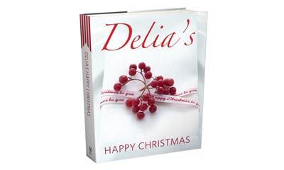 Win a Signed Copy of Delia Happy Christmas Cookbook