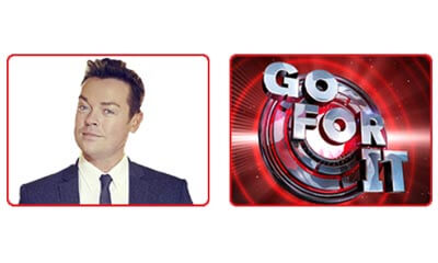 Free Live Studio Audience Tickets for 'Go For IT'