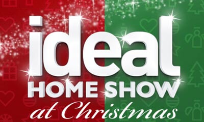 Free Ideal Home Christmas Show Tickets