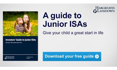 Guide to Junior ISAs Booklet
