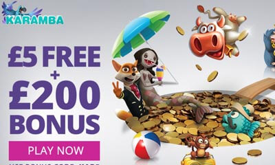 Free �5 to Play Slots - No Deposit Required