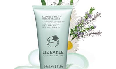 Click here<br />Free  Liz Earle Cleanser