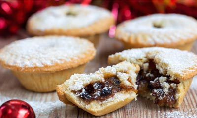 Free Mince Pies for Senior Customers at Morrisons