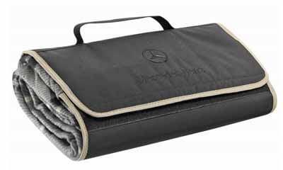 Free mercedes benz branded fleece blanket for Mercedes benz blanket